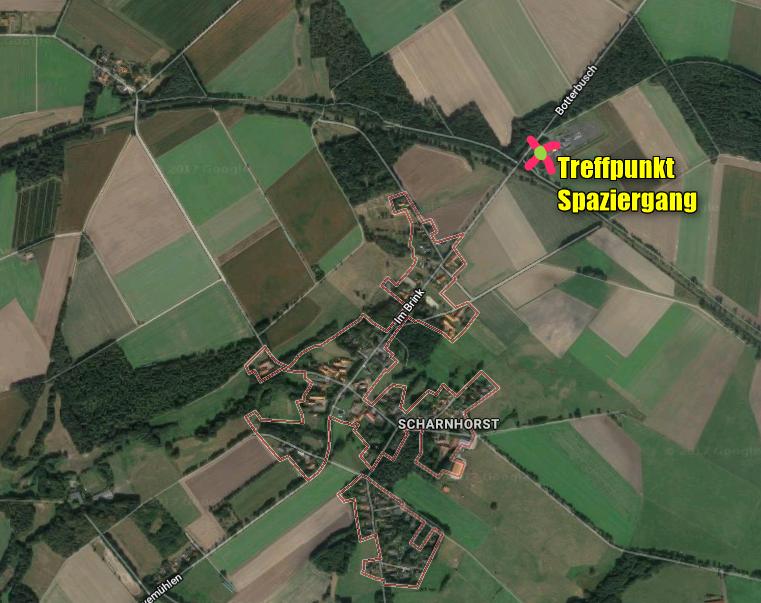 """Bild antippen, um Navigation über """"Google Maps"""" zu starten"""