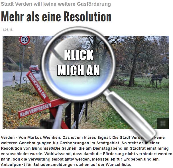 Medien-Tipp 2016 Nr. 17 ~ Kreiszeitung 11.05.16