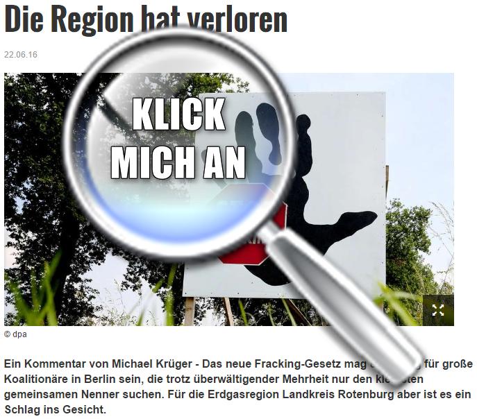 Medien-Tipp 2016 Nr. 20 ~ Kreiszeitung 22.06.2016