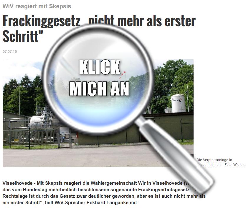 Medien-Tipp 2016 Nr. 22 ~ Kreiszeitung 07.07.2016