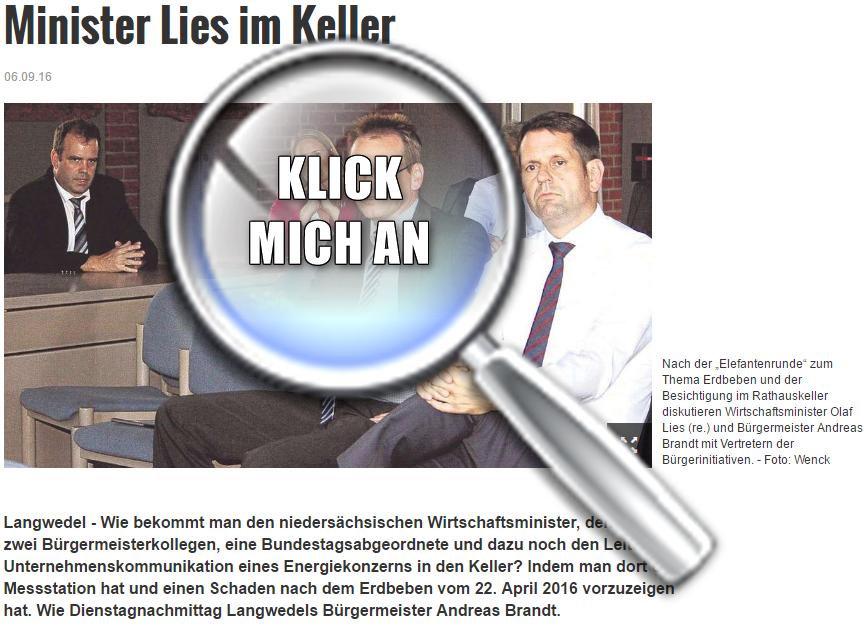 Medien-Tipp 2016 Nr. 25 ~ Kreiszeitung 06.09.2016
