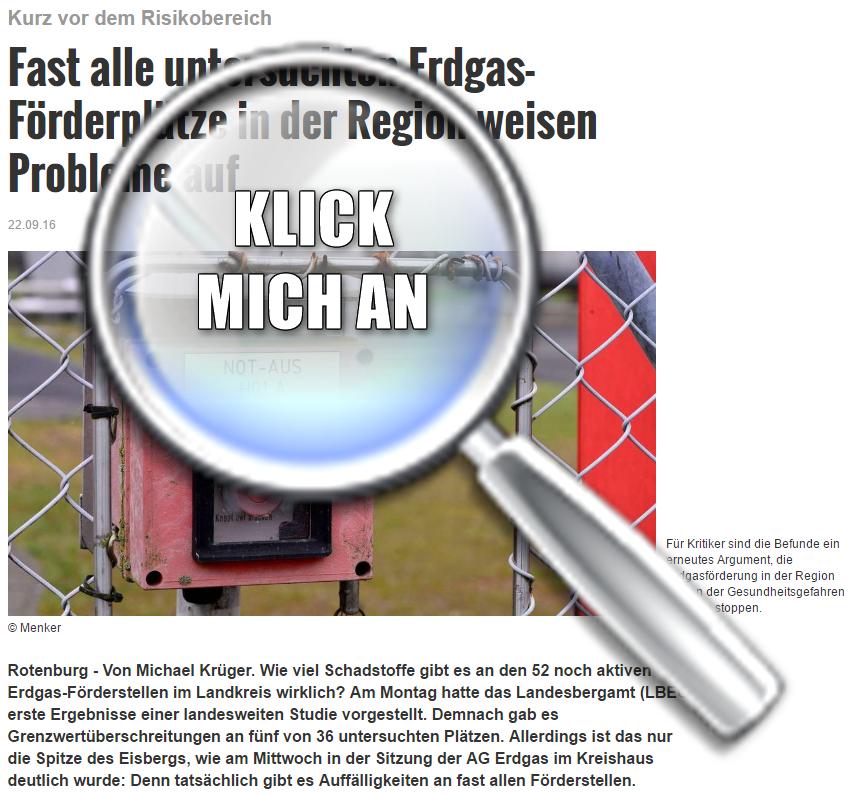 Medien-Tipp 2016 Nr. 29 ~ Kreiszeitung 22.09.2016