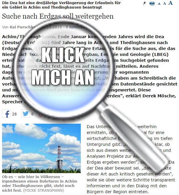 Medien-Tipp 2016 Nr. 31 ~ Verdener Nachrichten 06.10.2016